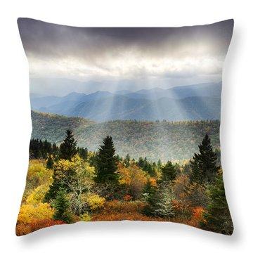 Hdr High Dynamic Range Throw Pillows