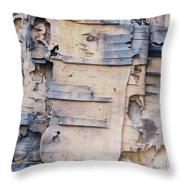 Blues Run The Game Throw Pillow