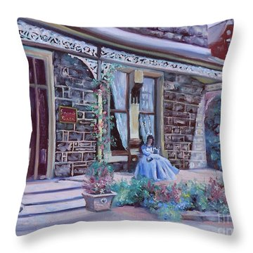 Blythewood Grange Ballarat Throw Pillow