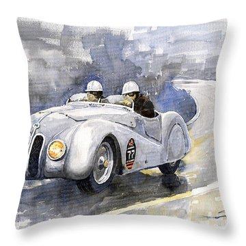 Roadster Throw Pillows