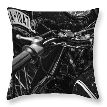 Bmw R5 Throw Pillow