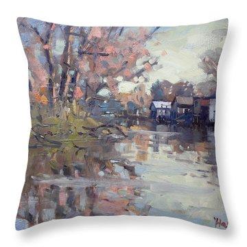 Eastern Throw Pillows