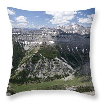 Bob Marshall Wilderness 2 Throw Pillow