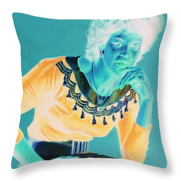 Bobbi Throw Pillow
