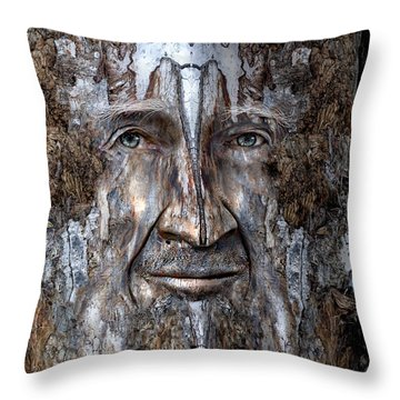 Bobby Smallbriar Throw Pillow