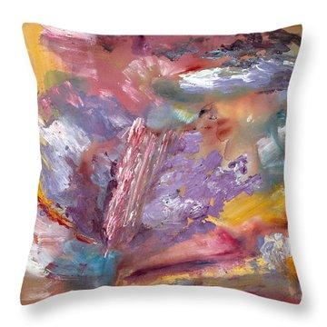 Bodega Beach Throw Pillow