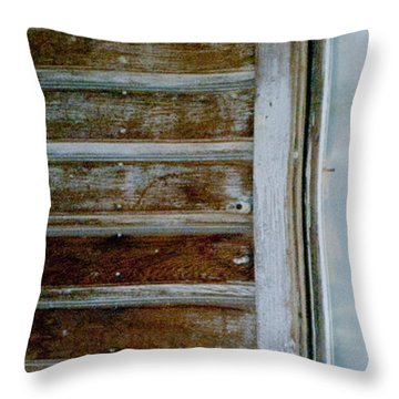 Throw Pillow featuring the photograph Bodie 41 by Catherine Sobredo