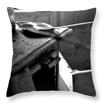 Bodie 9 Throw Pillow