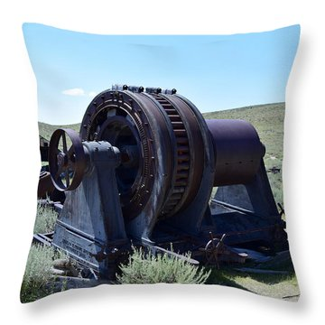 Bodie Generator Throw Pillow