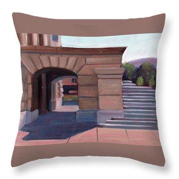 Boise Capitol Building 04 Throw Pillow