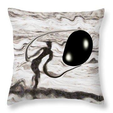 Bolshoi Throw Pillow