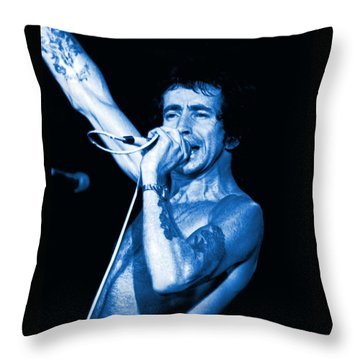 Spokane 5 Throw Pillow