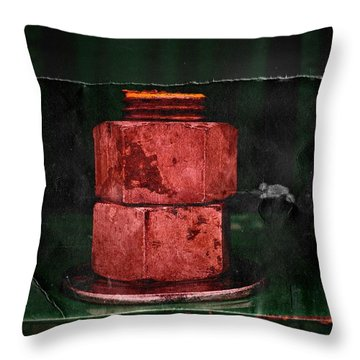 Bond Throw Pillow
