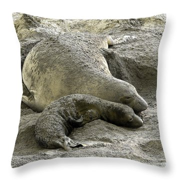 Bonding Throw Pillow