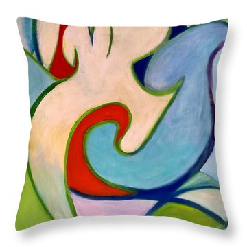 Bonds Throw Pillow