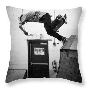 Boneless Throw Pillow