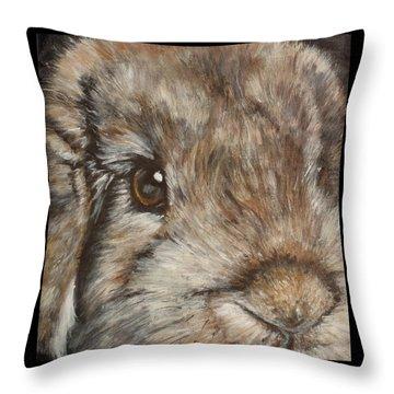 Bonita Throw Pillow