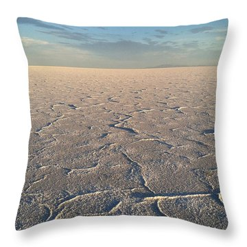 Bonneville Horizon Throw Pillow