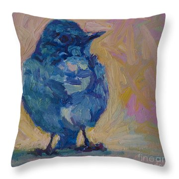 Bonnie Throw Pillow