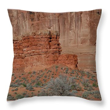 Boot Throw Pillow
