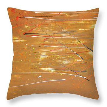 Born Again Throw Pillow