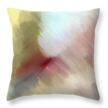 Born In Bethlehem Throw Pillow