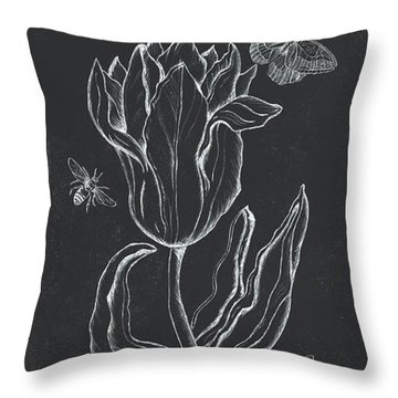 Bortanique 4 Throw Pillow