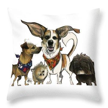 Bosco 7-1502 Throw Pillow