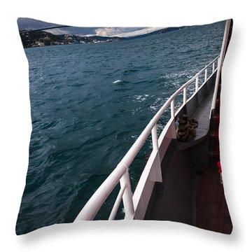 Bosphorus Throw Pillow