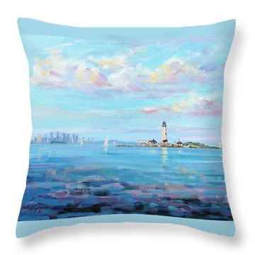 Lighthouse Throw Pillows