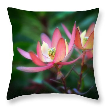 Botanic Garden Of Wales 1 Throw Pillow
