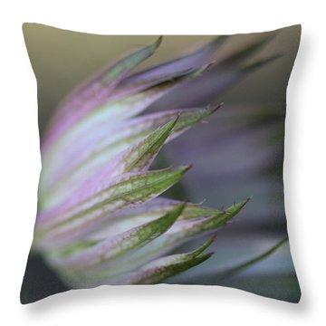 Botanica ... Flight Throw Pillow
