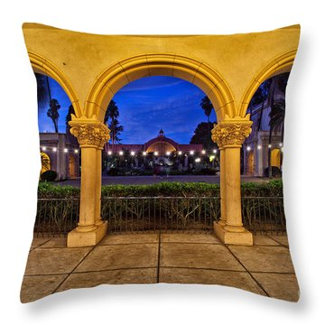 Throw Pillow featuring the photograph Within The Frame by Sam Antonio Photography