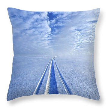 Boundless Infinitude Throw Pillow