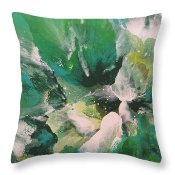 Boundless Throw Pillow