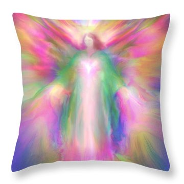 Stella Maris Throw Pillow