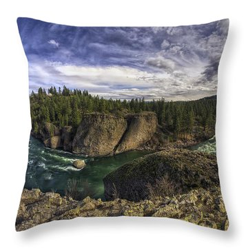 Bowl And Pitcher 2 Throw Pillow
