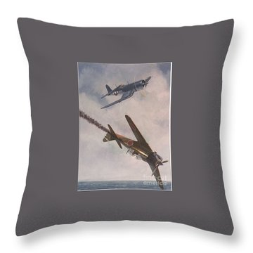 Boyington Christmas Throw Pillow