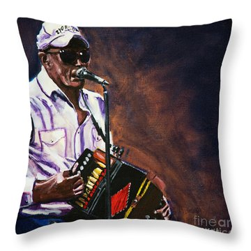 Bozoo Chavis Throw Pillow