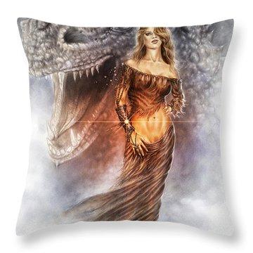 Bracelet Of Power Throw Pillow