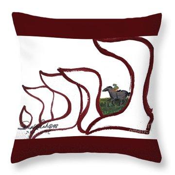 Bracha Nf1-135 Throw Pillow