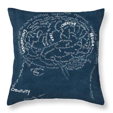 Biology Throw Pillows