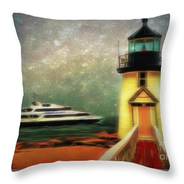 Brant Throw Pillow