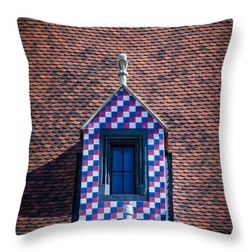 Bratislava Throw Pillow