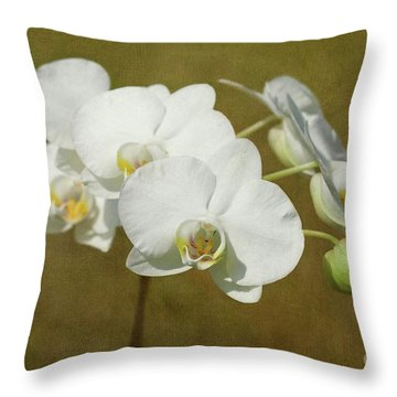 Brazen Beauty Throw Pillow
