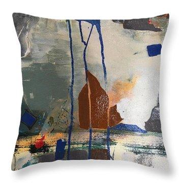 Break Of Day Throw Pillow