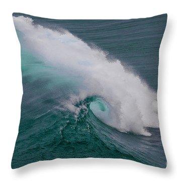 Breaker Throw Pillow