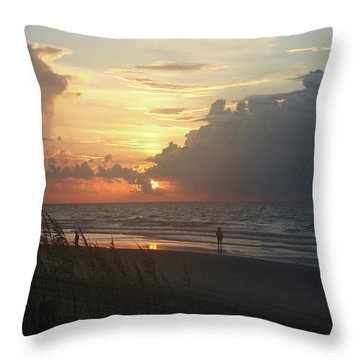 Breaking Dawn Throw Pillow