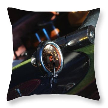 Breaking The Sound Barrier... Throw Pillow