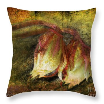 Breath Of Life Throw Pillow